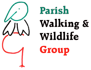 Parish Walking & Wildlife Group Logo